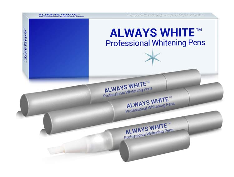 Always White Teeth Whitening Pen