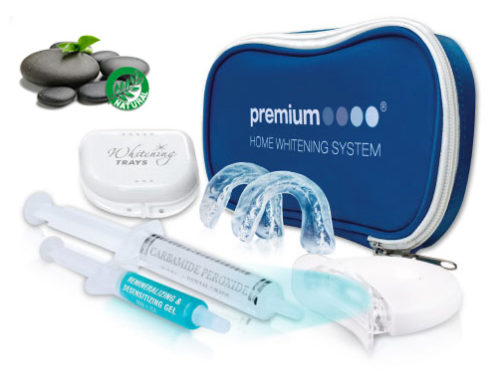Premium Home Whitening Kit w/ FREE Lifetime Gel Refills